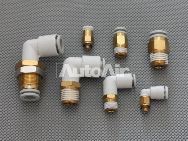 Fittings and tubing « autoair