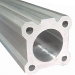 Type A SMC Compact Cylinder Aluminum Alloy Tube (CQ2)