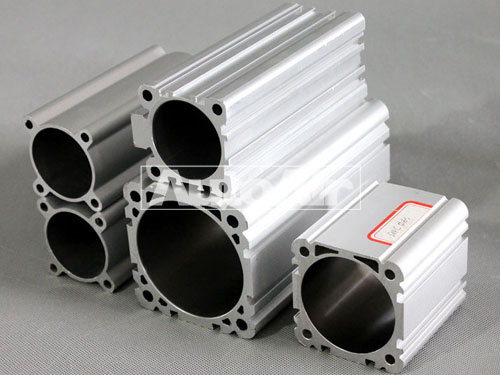 autoair pneumatics cylinder tubes profile tube