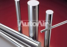 chrome-plated rod
