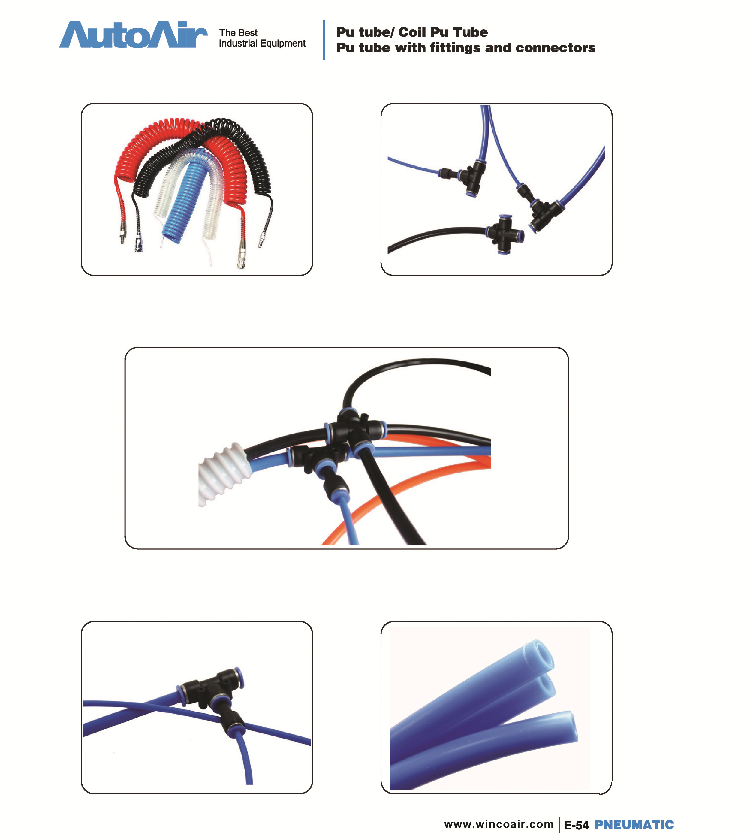 fittings and tubing(54)