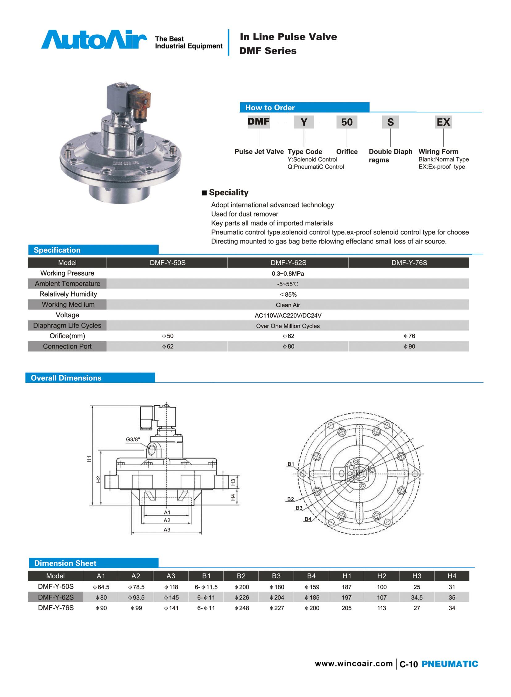 water valve(10)
