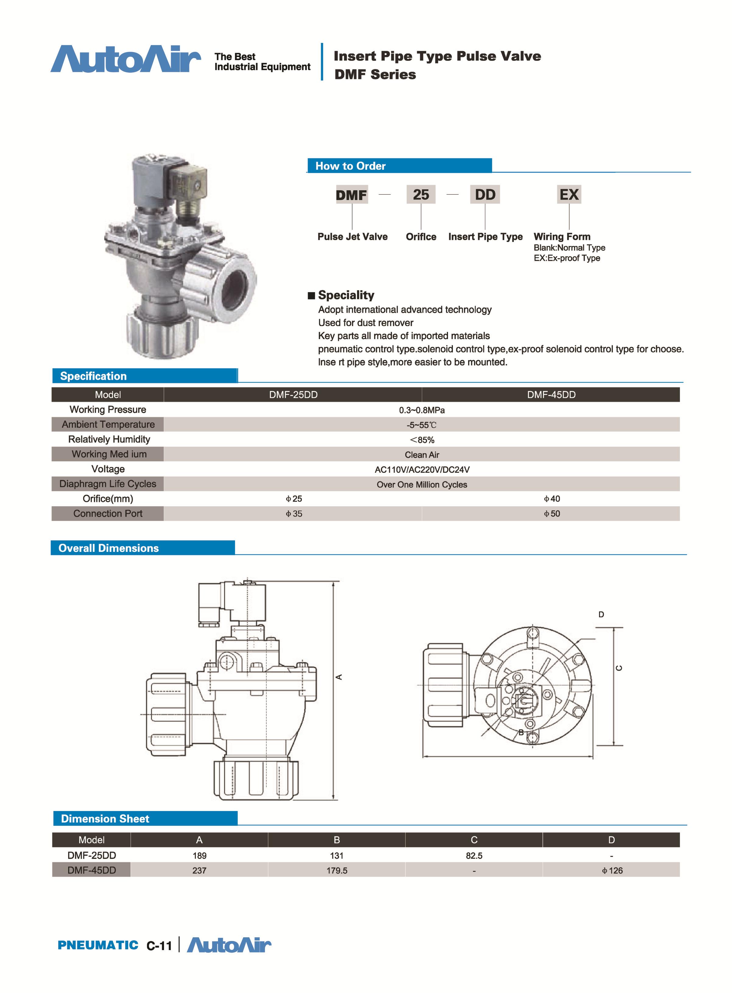 water valve(11)