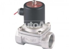 2s stainless steel solenoid valve