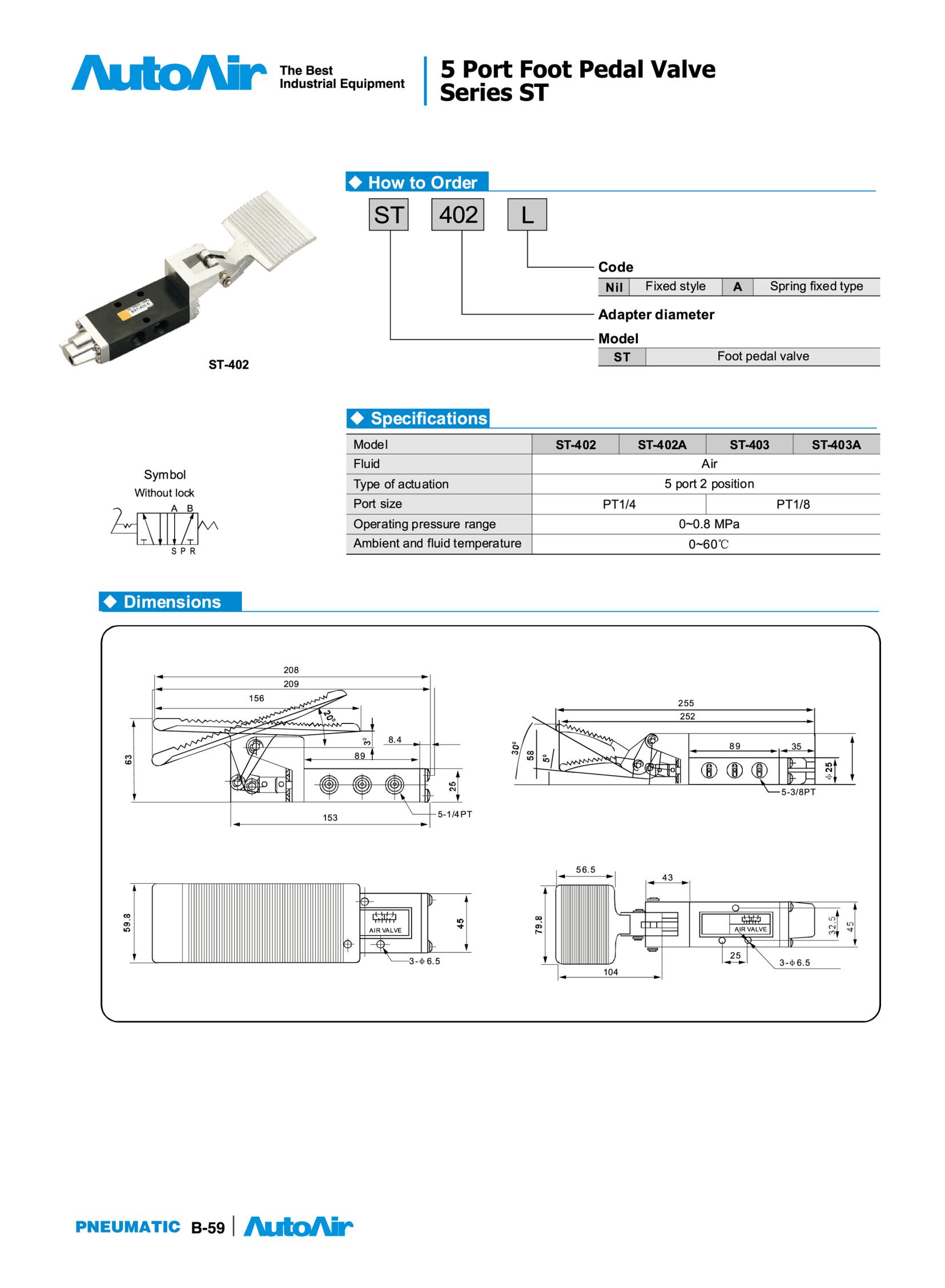 Solenoid valve(59)(1)