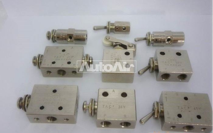 TAC Series valve