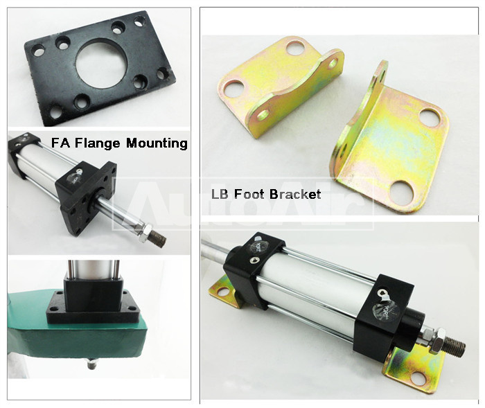 SC cylinder mounting accessories 01