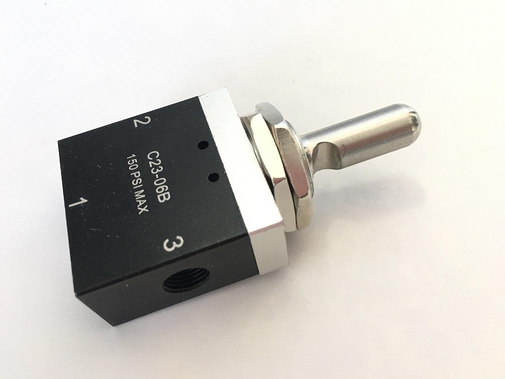 Autoair pneumatic toggle valve (2)